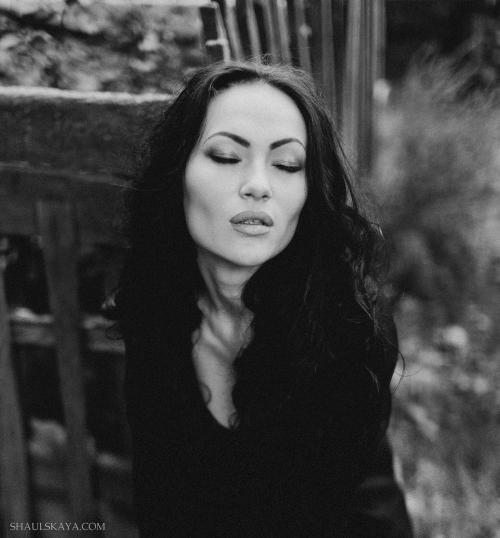 чёрно-белый портрет Харькоф фото