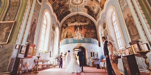фотосессия венчания Харьков фото