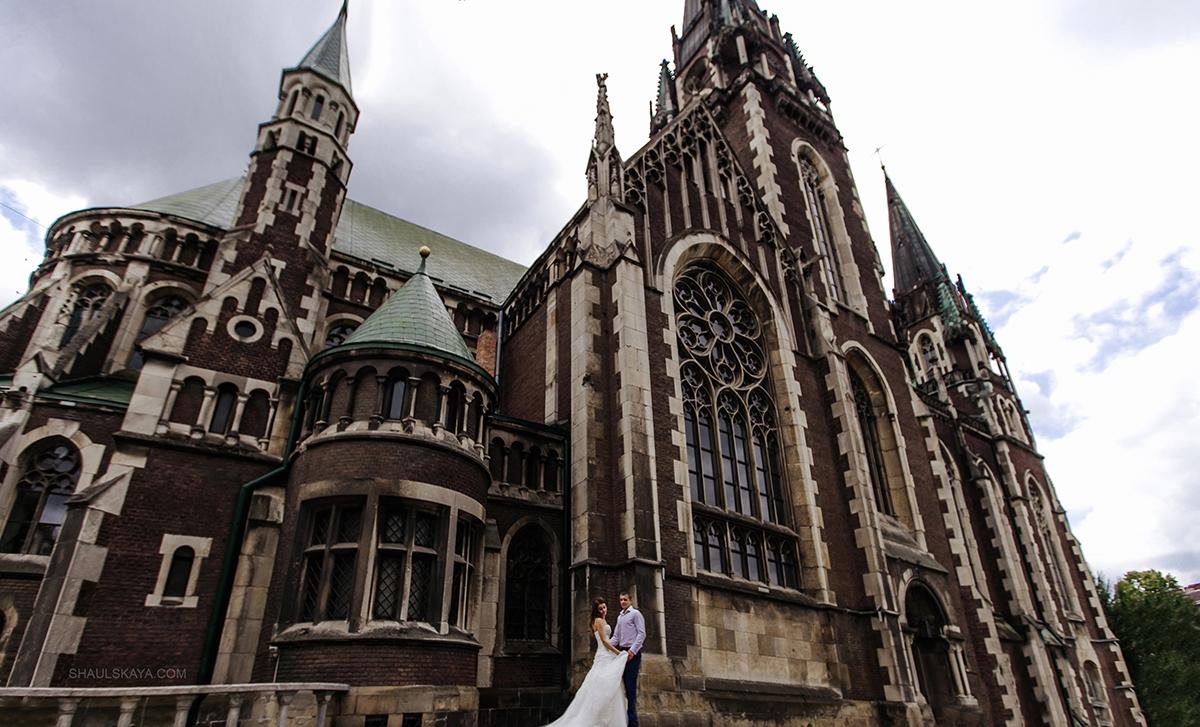 Весілля у Львові фото