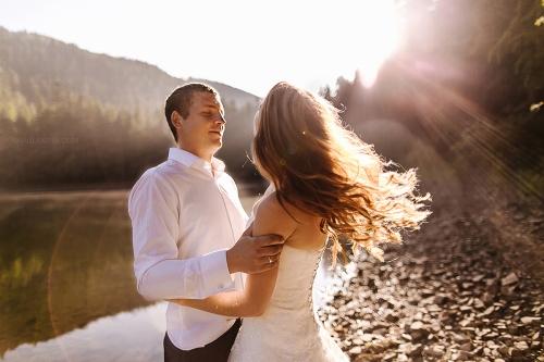 свадьба Синевир фото