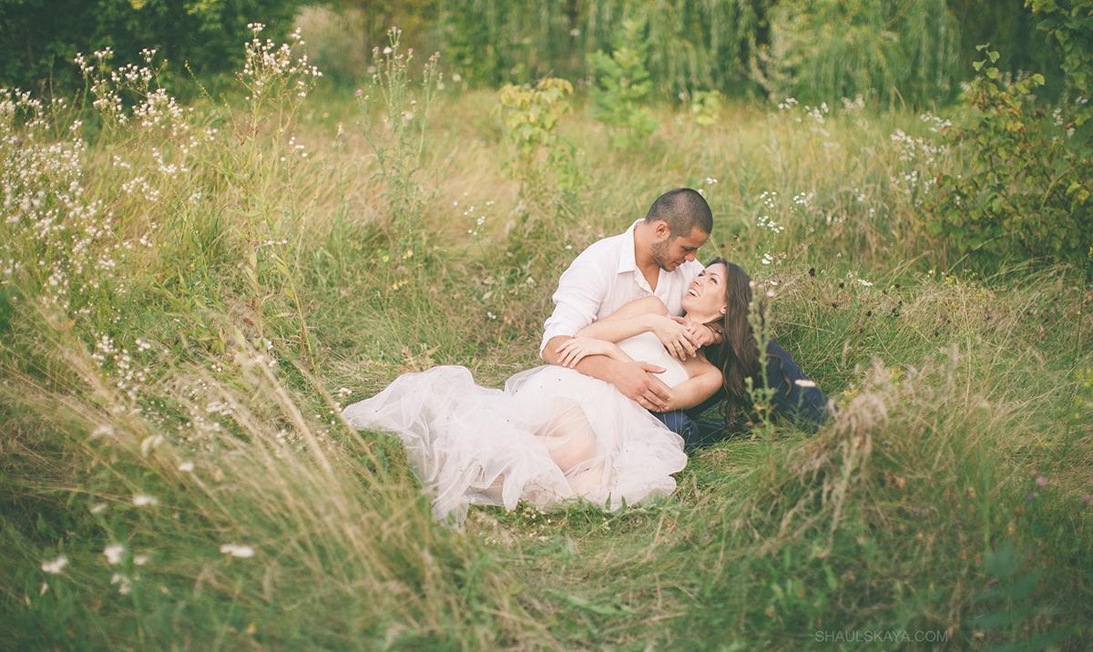 свадебная фотосессия на природе в Харькове фото