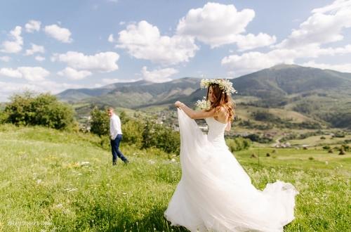 Свадьба Карпаты Межигорье фото