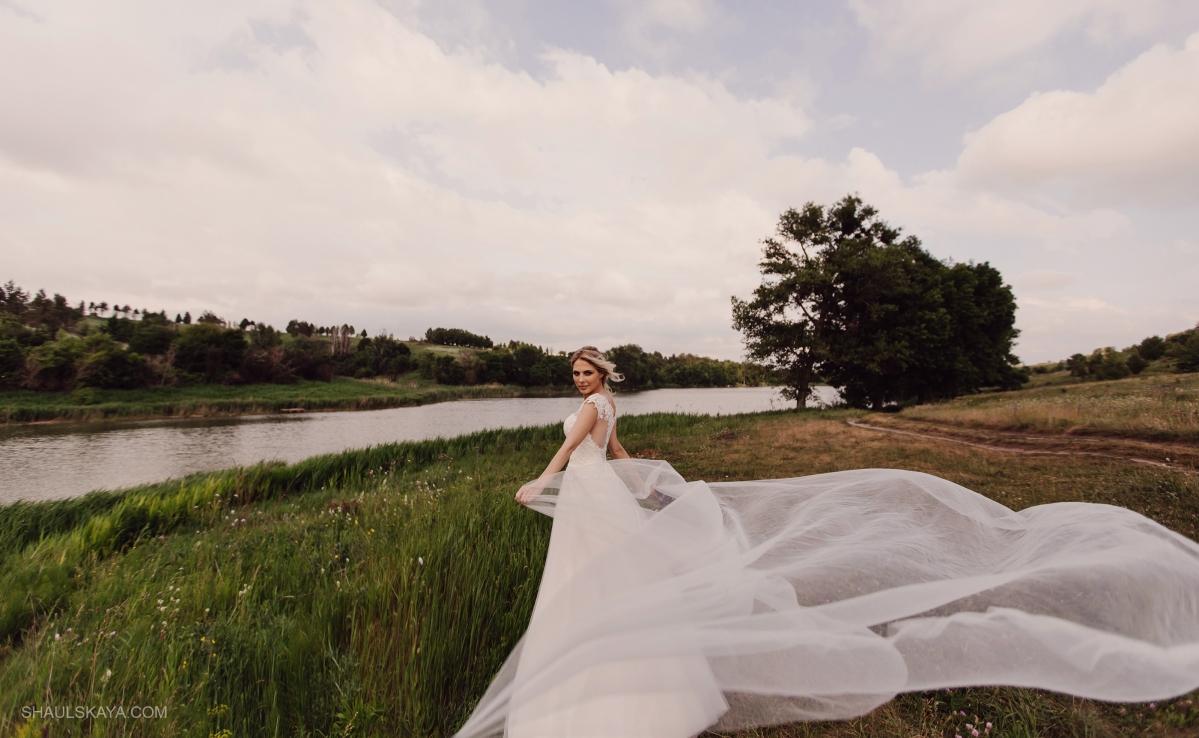 Фотосессия свадьбы Анна Шаульская фото