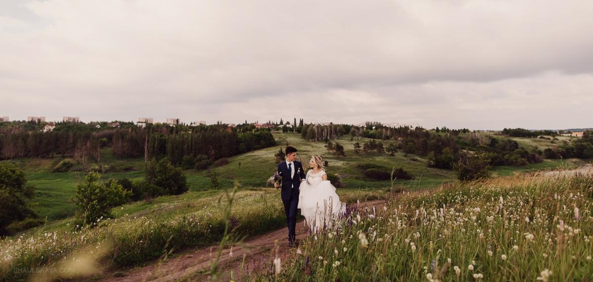 Фотограф на свадьбу Анна Шаульская Харьков фото