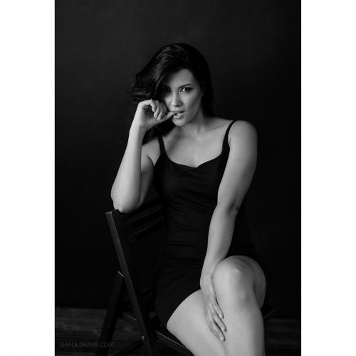 женская фотосессия в студии Харьков фото
