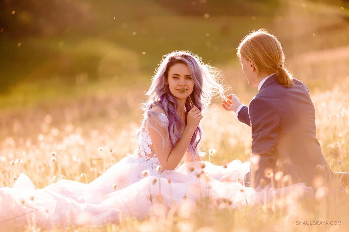 свадебная фотосессия на природе Харьков фото