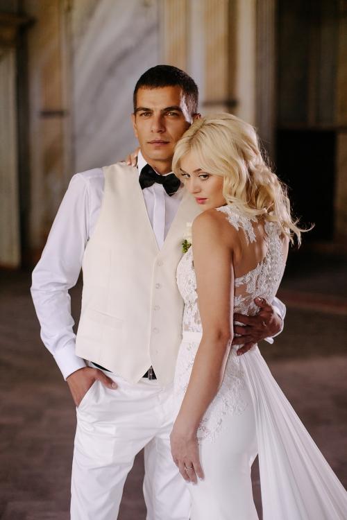 Шаровский замок Шаровка фотосессия свадьбы фото