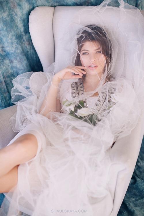 фотосессия свадьбы невеста Харьков фото