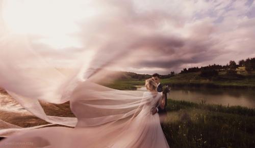 свадебное фото фата харьков фото
