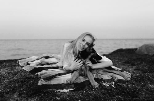фотосессия на море фотограф Анна Шаульская фото