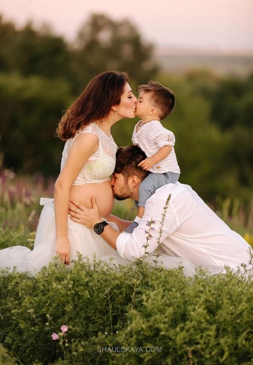 фотосессия беременности Харьков фото