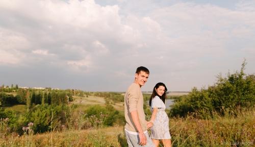 фотосессия беременности на природе Харьков фото
