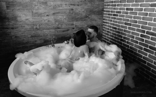 фотосессия в ванной Харьков фото