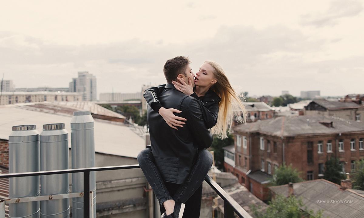 фотосессия на крыше Харьков фото