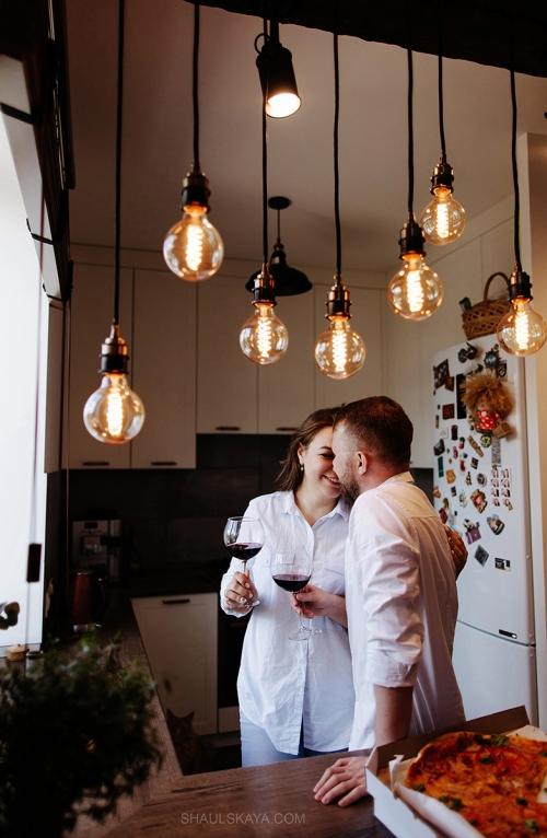 фотосессия на кухне Харьков фото