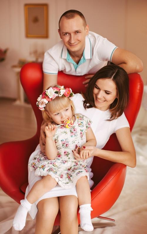 летняя семейная фотосессия Харьков фото