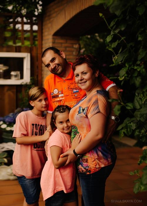 Семейная фотосессия в Германии Харьков фото