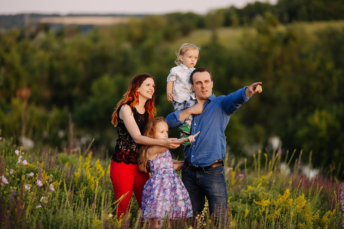 семейные фотографии Харьков фото