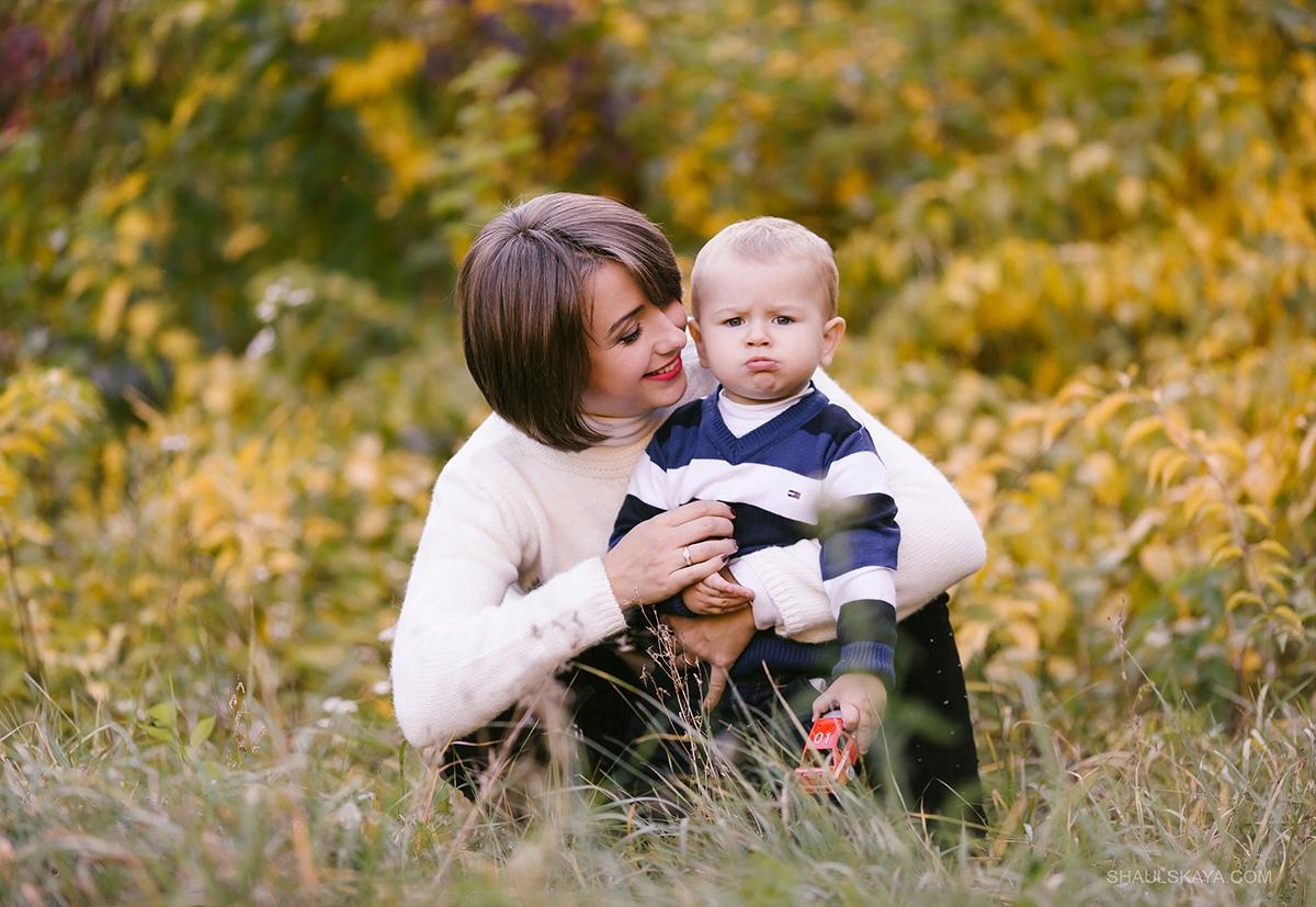 Мама с сыном Харьков фото