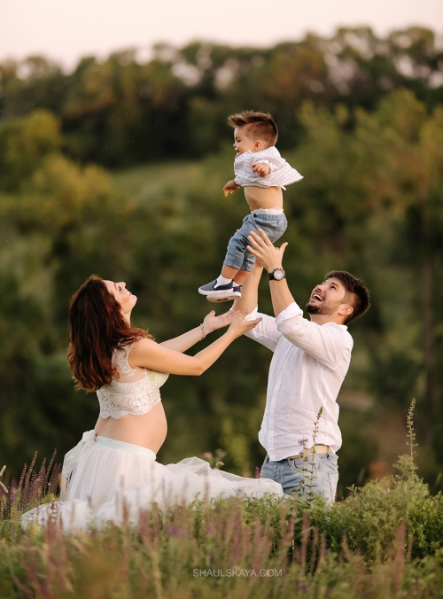 Семейная фотосессия на природе Харьков фото