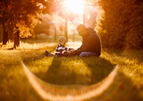 отец и сын Харьков фото