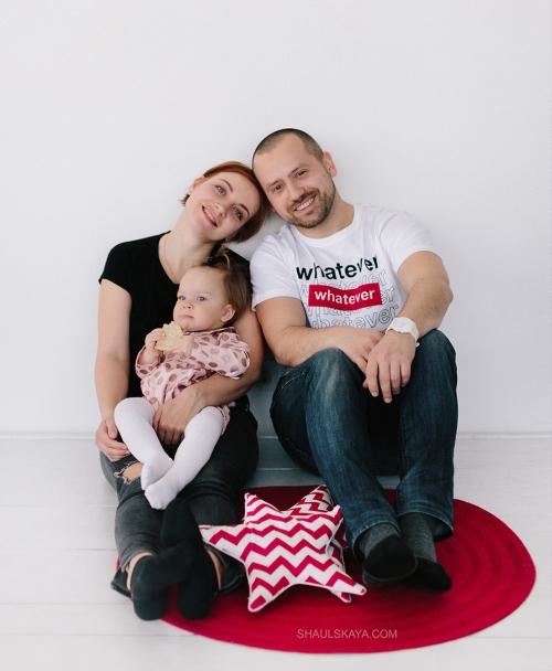 семья айтишника Харьков фото