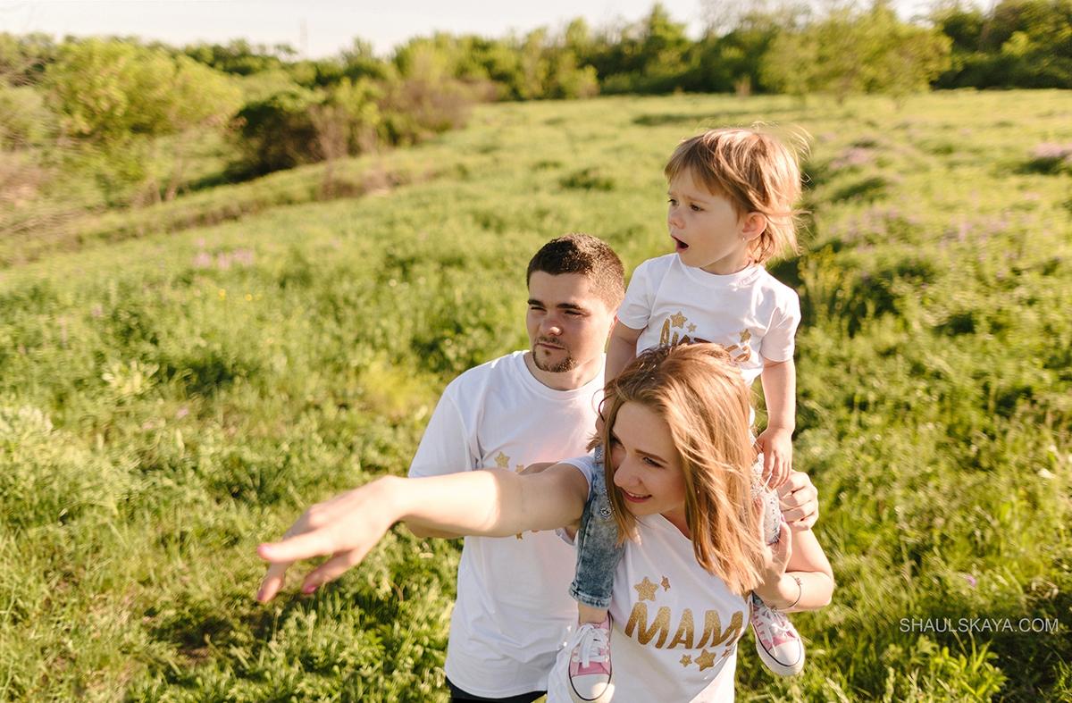 Семейная фотосессия Харьков фото