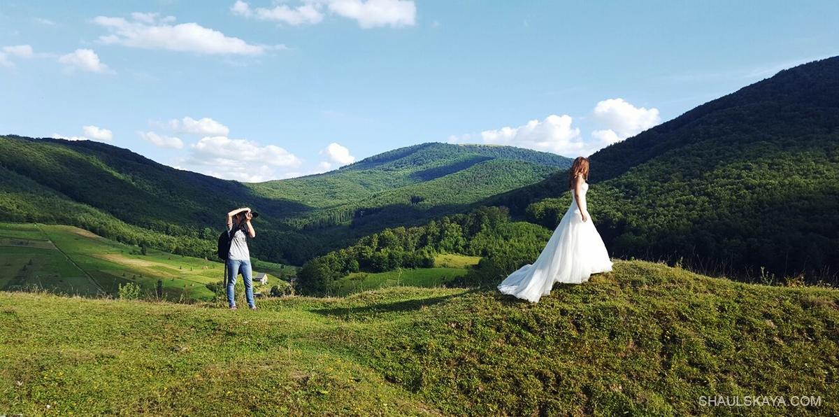 весільний фотограф Львiв  Карпати фото