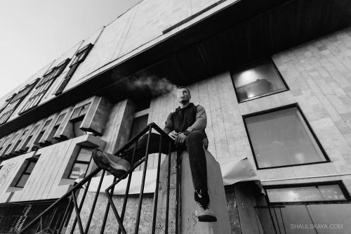 уличная мужская фотосессия Харьков фото