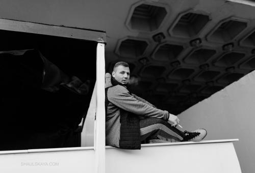Индивидуальная мужская съёмка Харьков фото