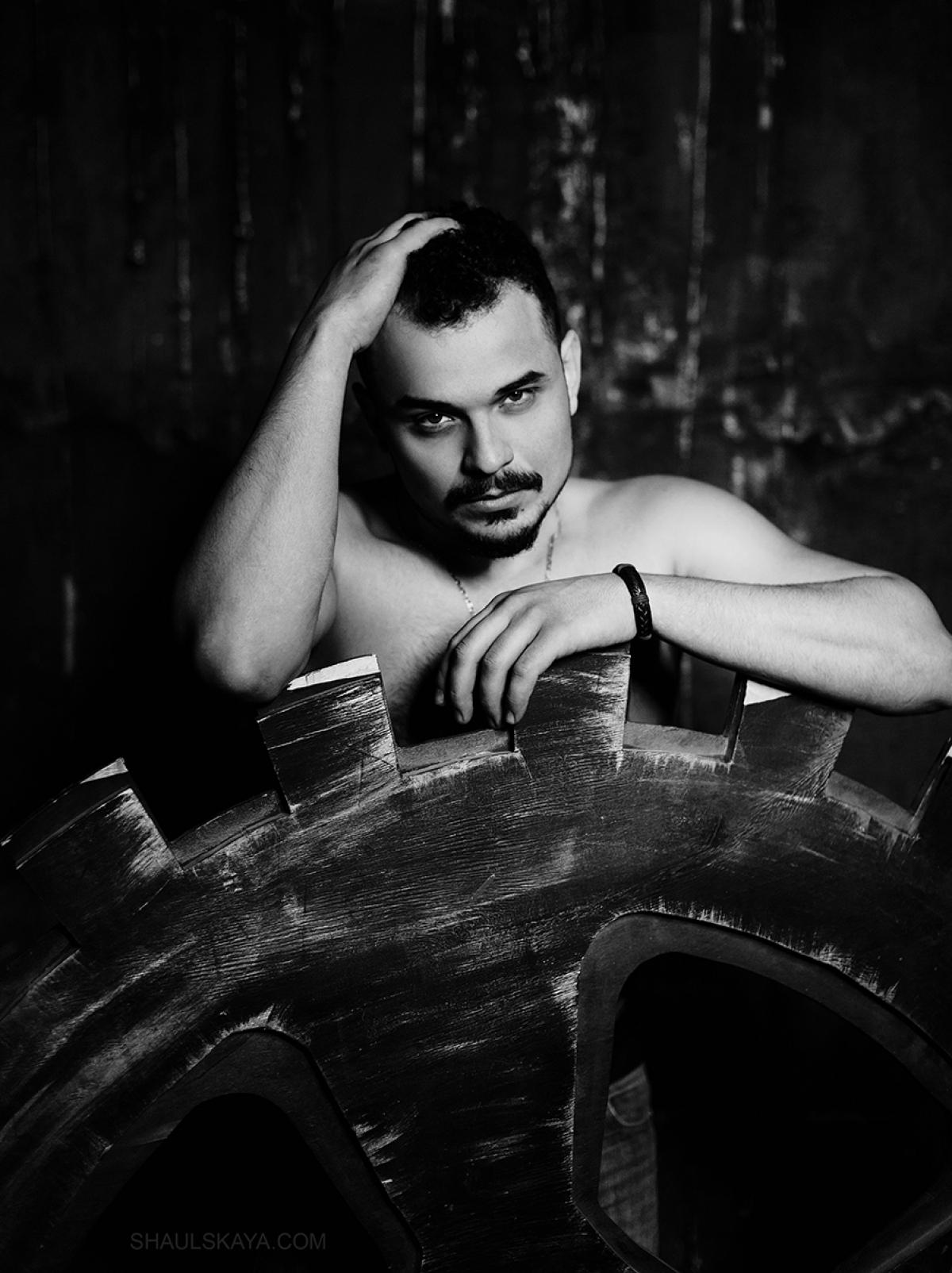 мужской фотограф Харьков фото