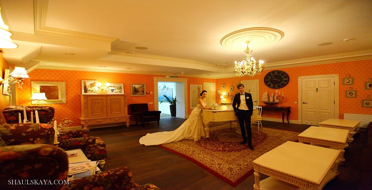 Свадьба Даши и Леши